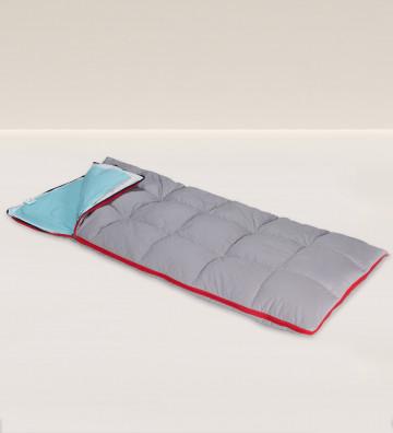 Sacco a coperta con lenzuolino